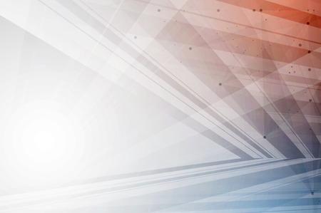 technik: Abstrakter Technologiehintergrund. Illustration