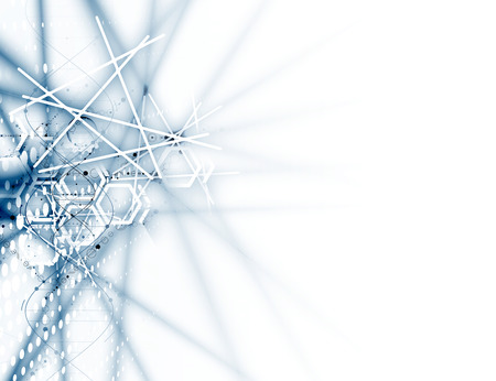 Technologie collecte de fond abstrait pour des idées de solutions d'affaires. Vector image Banque d'images - 46751426