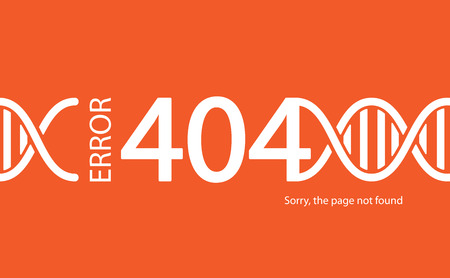 trouv�: Error 404. Page not found. Abstract background with break connection. Vector illustration Illustration
