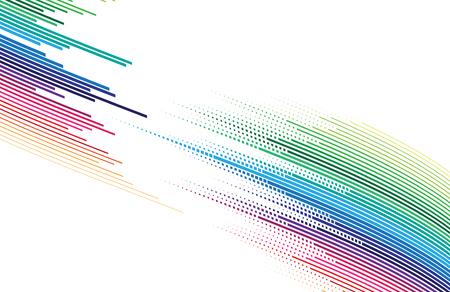 技術: 抽象的背景。未來的技術風格。優雅的背景為企業技術演示。