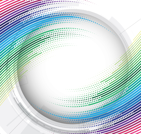 software engineering: Abstract background. Futuristic technology style. Elegant background for business tech presentations. Illustration