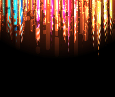 digital abstract: New future technology concept abstract background for business solution Illustration