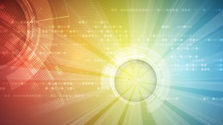 evolucion: abstracto tecnología informática fade futurista conocimiento de los negocios