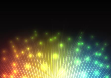 celebration background: Salute celebration fireworks background