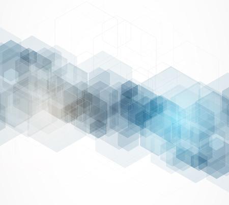 astratto futuristica dissolvenza tecnologia informatica sfondo di affari