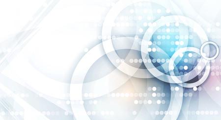 header: Abstract digital web site header. Banner tecnology background