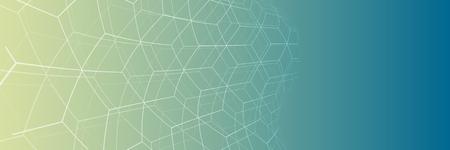 Inteligencia artificial. Fondo de tecnología web. Concepto virtual