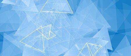 Abstrakter futuristischer Technologieverarbeitungshintergrund der Leiterplatte