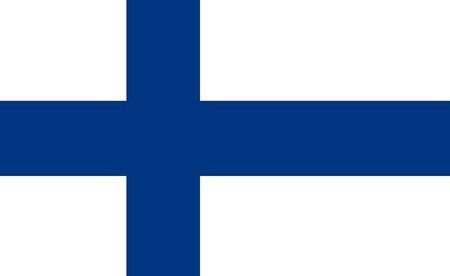 National Flag of Finland Background for editors and designers. National holiday