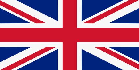 National flag of United KingdomBackground for editors and designers. National holiday Reklamní fotografie