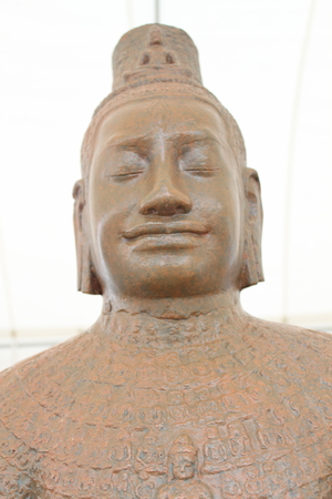 statuary: Budha statue Stock Photo