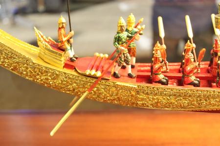 boatman: Thailand Boat