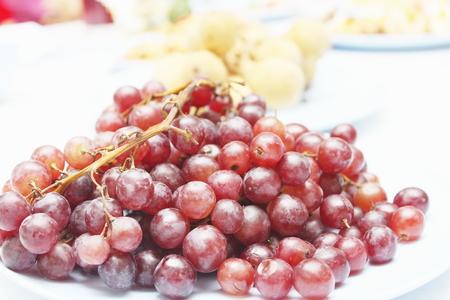 horizontal format horizontal: Grape