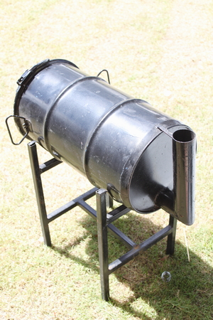 inceneritore: The incinerator