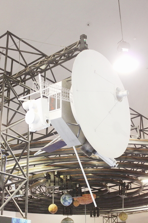 arial: satellite dish