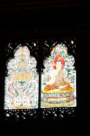printed: Printed Glass religion