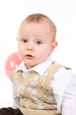 portrait of a small boy Stock Photo - 3009741