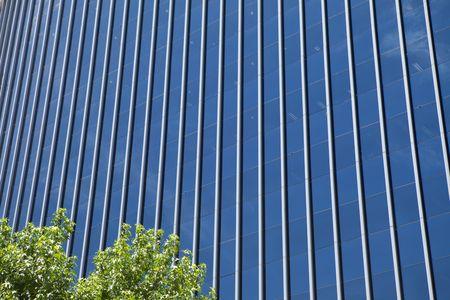 windows of skyscraper of the city Stock Photo - 6448409