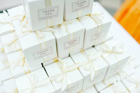 Hochzeitsgeschenk für Gäste