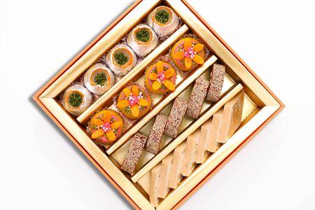 indian sweets, Stockfoto