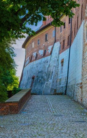 Wawel Castle Banco de Imagens - 78297912