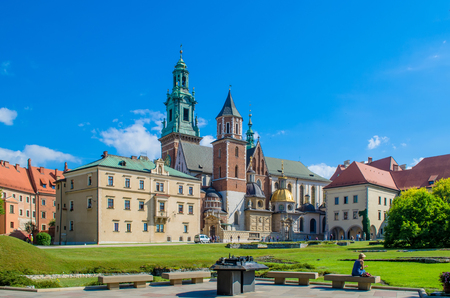 Wawel Castle (Krakow, Poland) Editorial