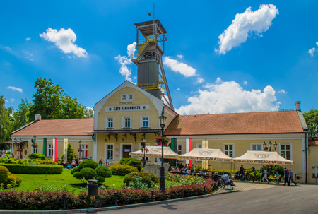 Wieliczka Salt Mine Banco de Imagens - 78297921