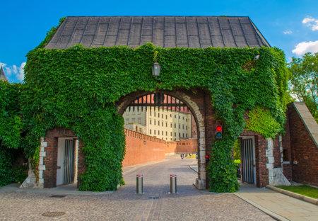 Wawel Castle Gates