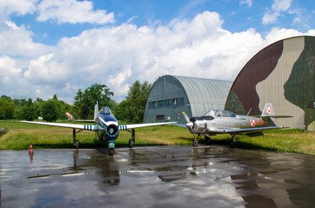 Aircraft Museum Planes
