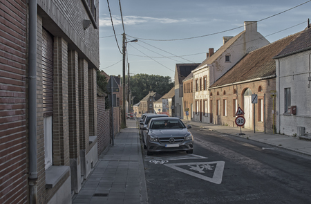 Country street Editorial