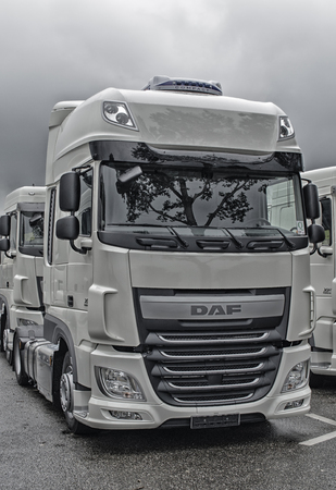 DAF XF Euro 6 Truck