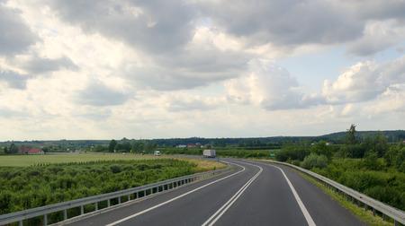Highway turns