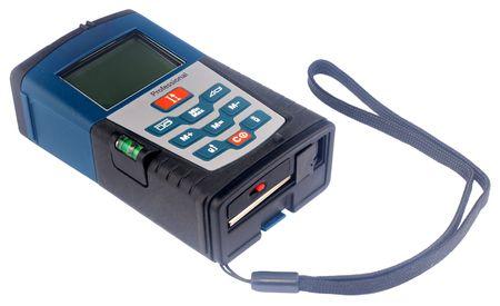 Professional tool - lazer range-finder isolated on white
