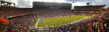 hurricanes: University of Florida Gators v. University of Miami Hurricanes September 6, 2008