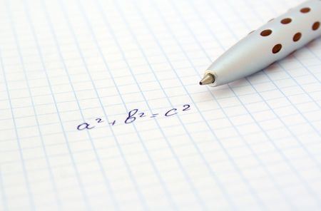 Pen and formula photo