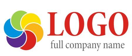 Abstract logotype photo
