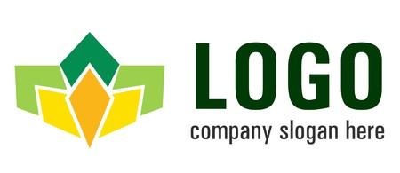 Abstract logo photo