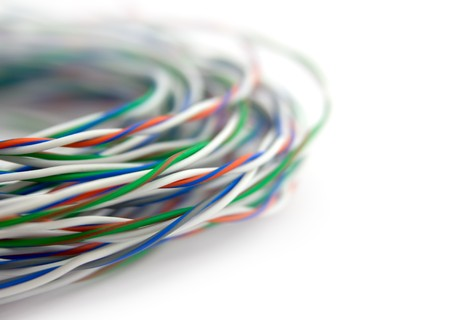 Wire Stock Photo - 4221308