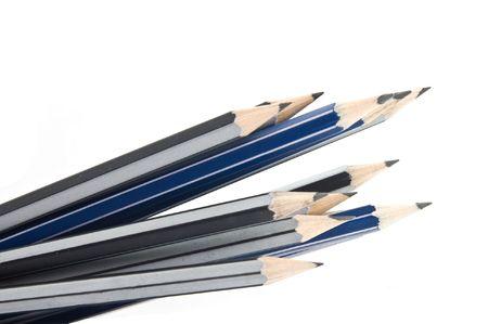 grafite: Graphite pencils