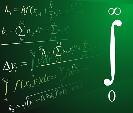 integral: Mathematics background
