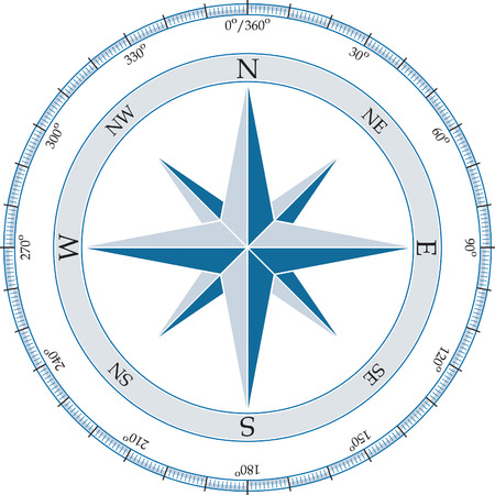 Compass Stock Vector - 4876977