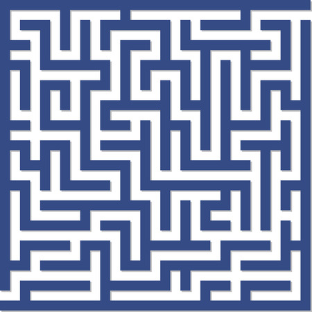 hint: Blue maze