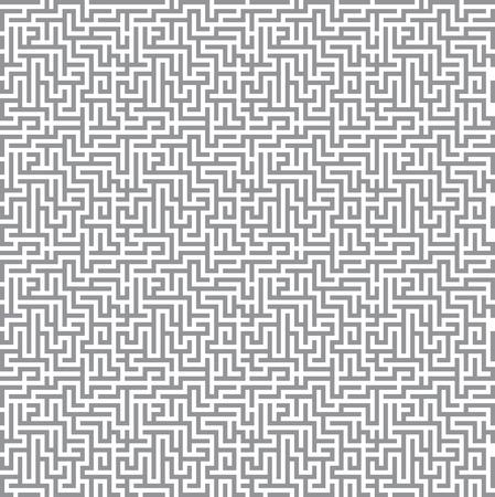 hint: Maze background Illustration