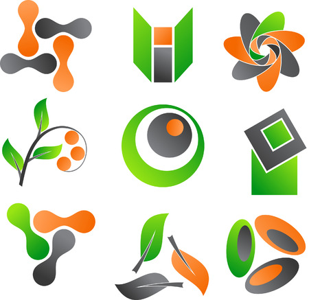 logotypes: Abstract icons