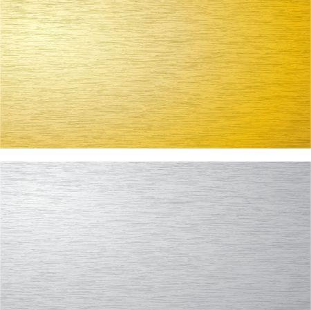 viso:  textura de oro