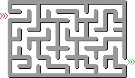 deadlock: Gray labyrinth