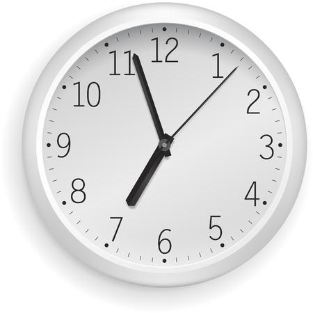 cronógrafo: Reloj de vector.