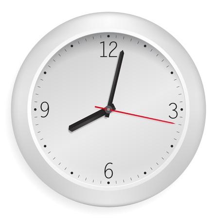 mict: White vector clock.