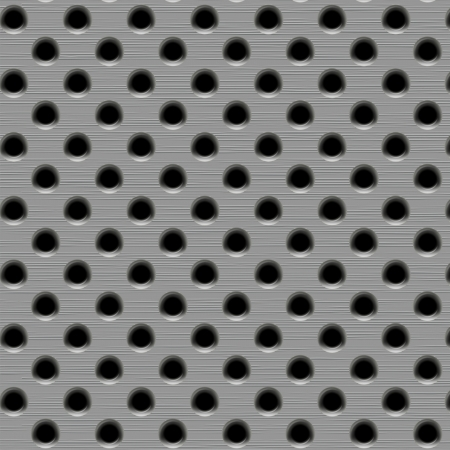 Metal background   illustration  Stock Vector - 14832063