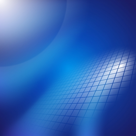 electric blue: Abstract dark blue background   illustration